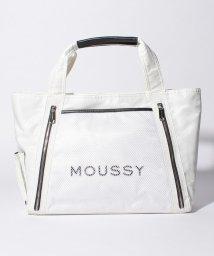 MOUSSY(BAG)/【MOUSSY】LOGO NYLON トート/500869196