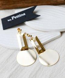 colleca la/メタルパーツピアス・イヤリング/beq Pettina[Made In Japan]/500881279
