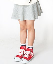 devirock/全12色 ポケット付インナーパンツ付フレアスカート スカッツ レギンス付スカート/500881698