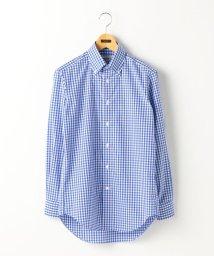 NOLLEY'S goodman/ノンプレスボタンダウンシャツ/500883385