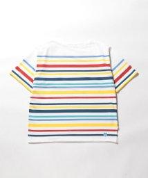 NOLLEY'S goodman/【ORCIVAL/オーシバル】半袖 バスクシャツ (RC01WM1952C/6116)/500883400