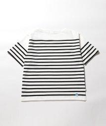 NOLLEY'S goodman/【ORCIVAL/オーシバル】半袖 バスクシャツ(RC01WK/6116)/500883401