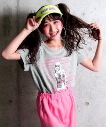 ANAP GiRL/GIRLメッセージフォトTシャツ/500884603