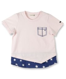 branshes/ステッチポケット半袖Tシャツ/500887312
