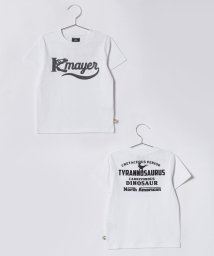 KRIFF MAYER(Kids)/オリジナルプリントTEE(恐竜)(120〜130cm)/500877506