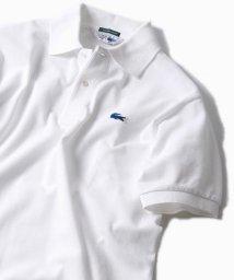 SHIPS MEN/LACOSTE: 別注 70's ドロップテイル ポロシャツ/500894424