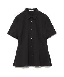 emmi atelier/【emmi atelier】半袖タックシャツ/500895310