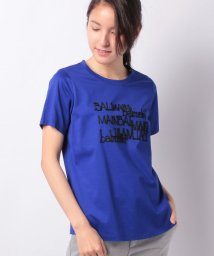 Leilian PLUS HOUSE/コードロゴTシャツ/500838719