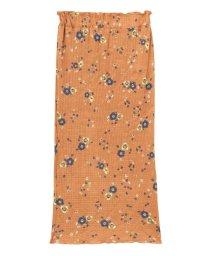 MURUA/ペンシル小花スカート/500891766