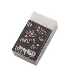 PINK-latte/P.LATTEイラスト入りまとまるくん消しゴム/500895784