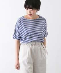URBAN RESEARCH/ボーダー切替Tシャツ(半袖)/500896794