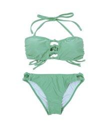 SEA DRESS/バックリボンデザインバンドゥビキニ/500431506