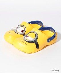 crocs(KIDS WEAR)/CROCS ファン ラブ ミニオンズ クロッグ/500882026
