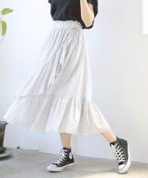 coen/ボイルマーメイドロングスカート/500899102