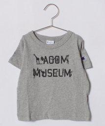 LAGOM/Champion別注ロゴプリントTEE/500880198