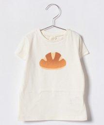 LAGOM/クリームパンTシャツ(子供)/500880204