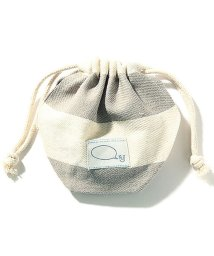 devirock/ボーダーコップ袋 巾着/500899210