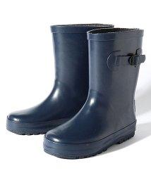 devirock/キッズラバーレインブーツ 長靴 雨靴/500899211