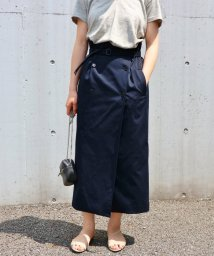 IENA/タスランデザインマリンスカート◆/500901483