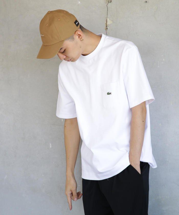 LACOSTE×BEAMS:別注 Tシャツ 画像