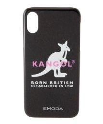 EMODA/【EMODA×KANGOL】iPhone case fot X/500872411