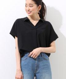 ROPE' mademoiselle/【セットアップ対応】【3WAY】ハイツイストシャツ/500902315