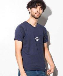 AZ by junhashimoto/AZ by junhashimoto(エーゼイ バイ ジュンハシモト) ポケット付アイコンプリントTシャツ/500902845