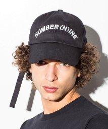 NUMBER (N)INE DENIM/NUMBER (N)INE DENIM(ナンバーナインデニム) ロングベルト付ベースボールキャップ/500903030