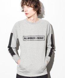 NUMBER (N)INE DENIM/NUMBER (N)INE DENIM(ナンバーナインデニム) ポケット付スウェットブルオーバー/500903044