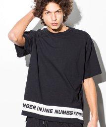 NUMBER (N)INE DENIM/NUMBER (N)INE DENIM(ナンバーナインデニム) ヘムラインビッグTシャツ/500903099