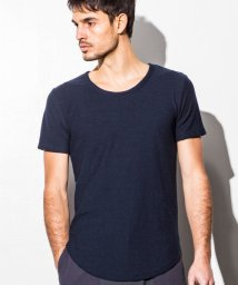 SHELLAC HOMME/SHELLAC HOMME(シェラック オム) パイルスリットロング丈Tシャツ/500903186