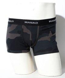 1PIU1UGUALE3 RELAX/1PIU1UGUALE3 RELAX(ウノピゥウノウグァーレトレ)  カモフラージュ柄ボクサーパンツ/500903396
