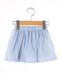 SHIPS KIDS/SHIPS KIDS:ストライプ ボイル ベビー スカート(80~90cm)/500904486