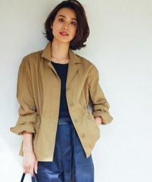 NIJYUSANKU/【洗える】ドライコットン クルーネックニット/500907309