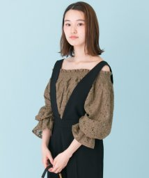 URBAN RESEARCH OUTLET/【UR】総レースオフショルBL/500866387