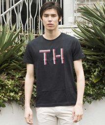 TOMMY HILFIGER MENS/ロゴイニシャルTシャツ/500887387