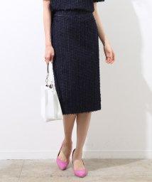 ROPE'/【セットアップ対応】ジャガードタイトスカート/500889331