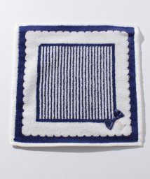 LANVIN en Bleu/タオルハンカチ 17408017/LB0004990