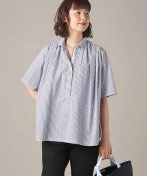 OLD ENGLAND/WEB限定【OEPP】パジャマストライプシャツ/500825653