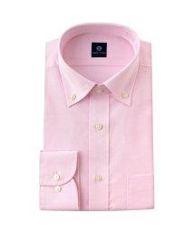 YAMAKI BRAND/CHERRY PLAZA 長袖 ワイドカラーボタンダウンワイシャツ/500904218