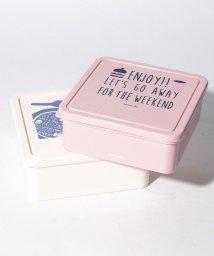 Afternoon Tea LIVING/保冷剤付きピクニックランチボックス/500885348