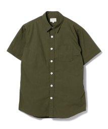 BEAMS OUTLET/BEAMS / ストレッチブロード半袖シャツ/500902530