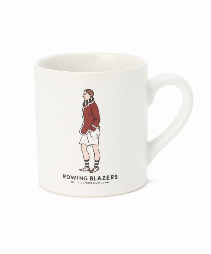 【ROWING BLAZERS/ローリング ブレザー】LESSAGE*マグカップ