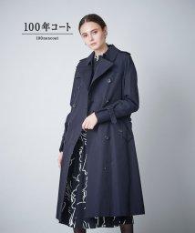 SANYO(WOMEN'S)/<100年コート>ロングトレンチコート/500912736