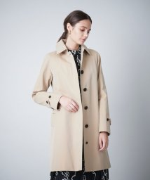 SANYO(WOMEN'S)/<100年コート>バルカラーコート三陽格子/500913889