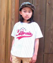 ANAP KIDS/ベースボールロゴBIG‐Tシャツ/500905637
