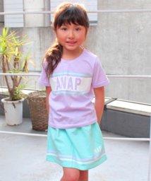 ANAP KIDS/ライン入り SET UP/500905644