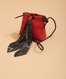 nano・universe/Liberty Bell/別注Scarf 2way bag/500910212