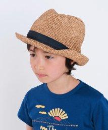 SHIPS KIDS/SHIPS KIDS:アクアメランジ ボーイズ ハット【UV CUT/洗える和紙素材】/500914922