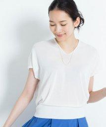 JIYU-KU /【WEB限定カラー】ネックレス付き ニットプルオーバー(検索番号H44)/500914957